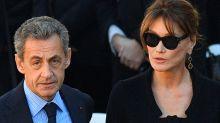 Carla Bruni et Nicolas Sarkozy : cette scène qui a mis mal à l'aise tout le monde