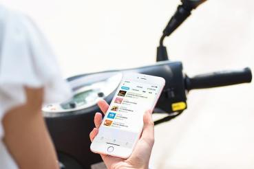 WeMo Scooter慶週年推全新會員點數獎勵、消費1元集1點放大騎乘價值!