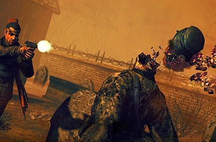 Battle the undead Reich in standalone Nazi Zombie Army 2