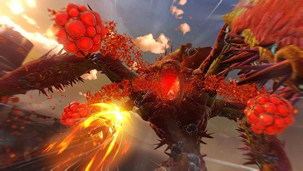 Sunset Overdrive rigs up first DLC today