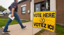 Voting under way as New Brunswick holds country's first pandemic election