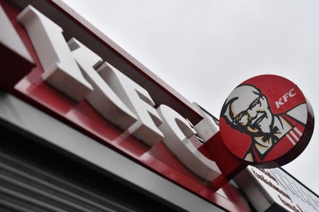 KFC trialing vegan 'chicken' burger in the UK