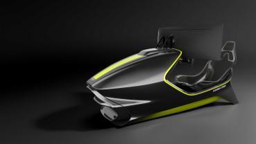 把買Porsche Boxster S的錢拿去買Aston Martin的賽車模擬器?