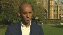 MP Chuka Umunna supports the People's Vote campaign
