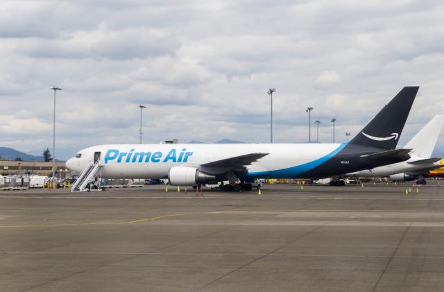 Amazon buys planes for the first time to expand its cargo air fleet