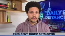 Trevor Noah: 'An outbreak at the White House is not karma. It's consequences'