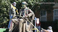 Second Confederate statue removed from Richmond, Va., street
