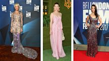 The best dressed celebrities of the weekend: 14 October 2017