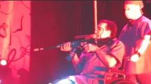 Marilyn Manson Defends Aiming Fake Assault Rifle At Concert