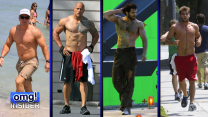 Hollywood Hunks That Work the Hardest for Their Bods