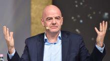 FIFA stärkt Präsident Infantino den Rücken