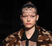 Weekend beauty highlights from London Fashion Week