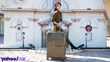 開車旅行更該極致優雅!Bentley 29吋PC+ABS鋁框輕量化行李箱迷人開箱