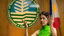 Philippine environment chief dumped as miners triumph