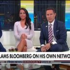 Elizabeth Warren slams Michael Bloomberg during appearance on his own network
