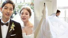 一針一線全人手製作!來看看宋慧喬 Dior 夢幻婚紗感動的誕生過程!