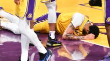 NBA rocked after Lakers superstar Anthony Davis takes scary fall