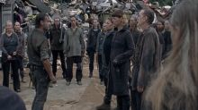 'The Walking Dead' recap: 'You can't have the wolves wandering around amongst the sheep'
