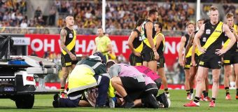 'Absolute carnage': AFL GF hit by 'sickening' scenes