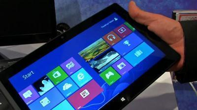 Newest tablets show future of mobile computing