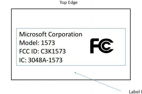 Surface 2 tablet with AT&T-ready LTE passes through the FCC