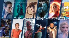 'The Simpsons', 'Avatar' and 'Deadpool' appear on the Disney homepage after Fox deal