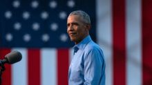 Obama warns Biden supporters not to be 'complacent' despite polls