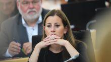 Janine Wissler will Linken-Chefin werden