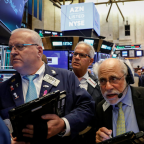 The Dow sinks more than 200 points