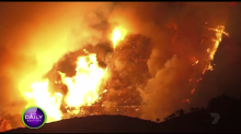 Celebrities lose homes in California wildfires