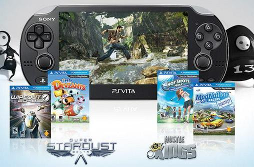 PlayStation Vita's North American launch details: 25 games, $10 to $50 apiece