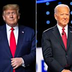Poll: Joe Biden leads Donald Trump by 15 points, his widest margin this year