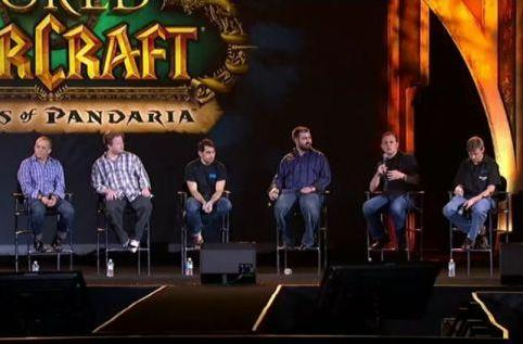 Encrypted Text: Rogue news from BlizzCon 2011