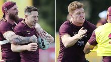 Slater fit for Origin II but Napa needs more time