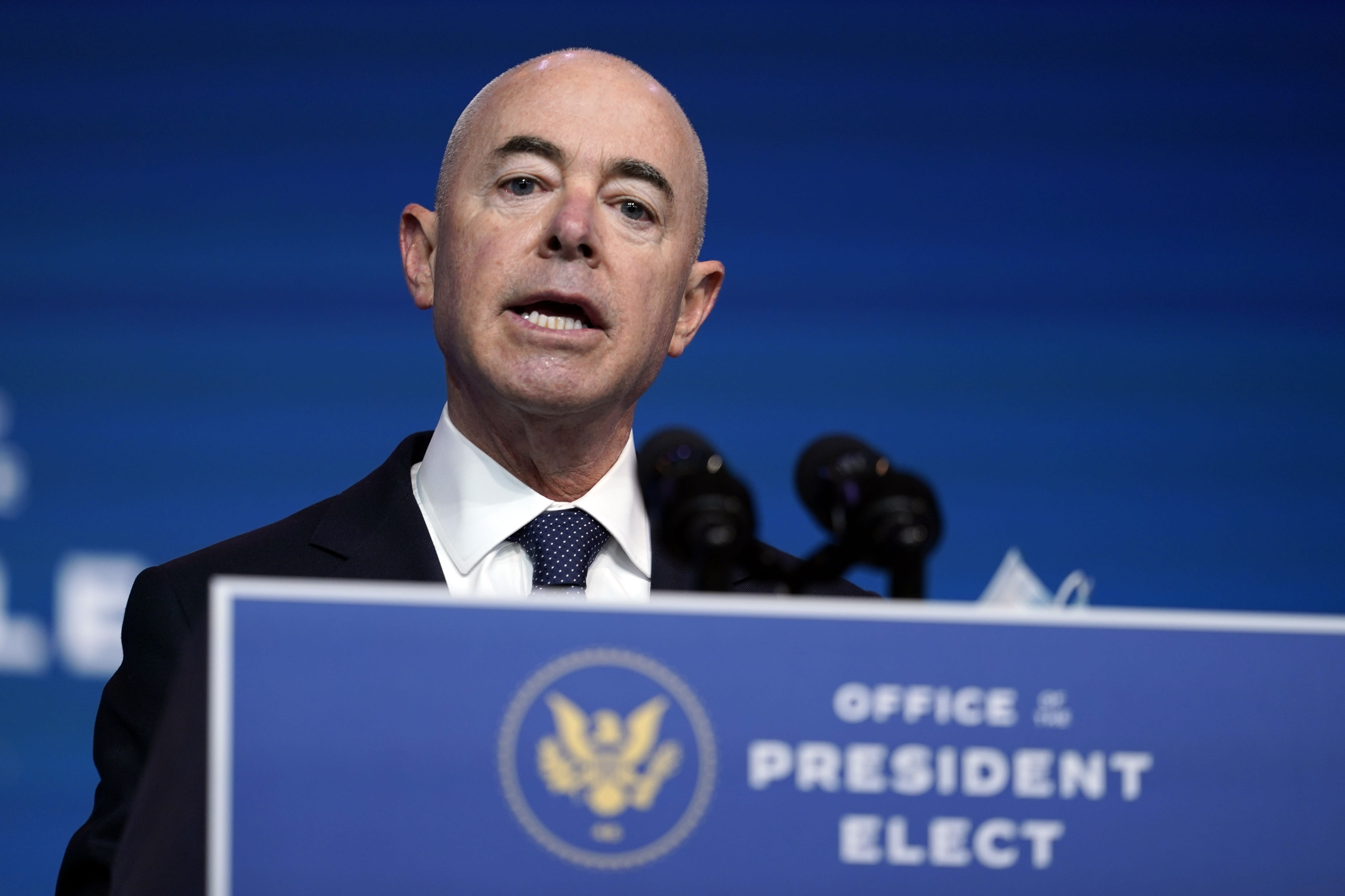 Immigration backers praise Biden's pick for DHS chief