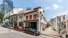 Shophouse at 64 Club Street up for sale with $25 mil price tag