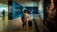 藝術愛好者必到 荷蘭阿姆斯特丹機場可賞世界名畫