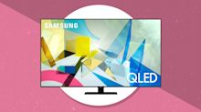 'Seriously beautiful': Amazon just took $202 off Samsung's newest 4K smart TV