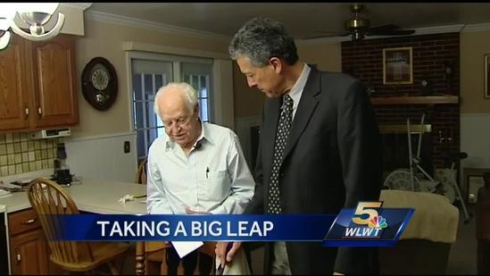 87-year-old plans skydive to help infant great-grandson