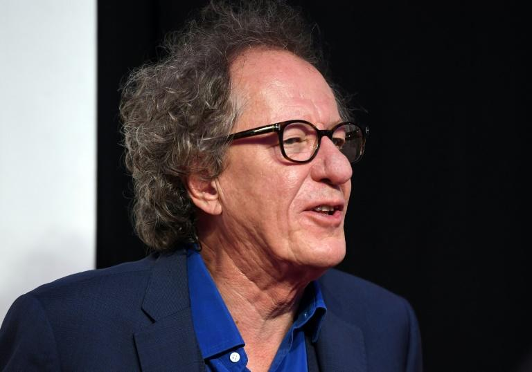 Hollywood star Geoffrey Rush will receive US$2 million after a court ruled a Rupert Murdoch-owned newspaper had defamed the actor (AFP Photo/ANGELA WEISS)