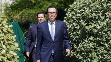U.S. has not yet decided how it will retaliate to France digital tax: Mnuchin