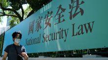 Estudantes são detidos em Hong Kong sob lei de segurança nacional
