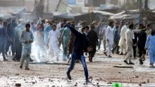 Pakistan to outlaw violent Islamist group that rails on blasphemy