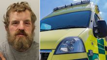 Coronavirus: Man jailed for six months for stealing PPE from London ambulance