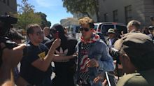 Milo Yiannopoulos Flounders At Desperate 'Free Speech' Rally On UC Berkeley Campus