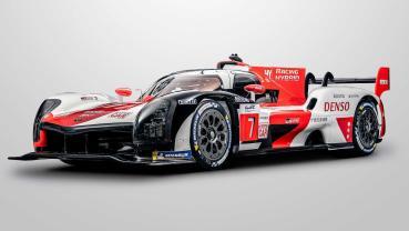 瞄準 WEC 四連霸!Toyota 發表精心研製的「GR010」賽車