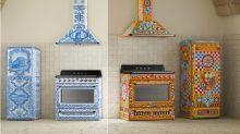 Smeg x Dolce & Gabbana unveil cooker collection