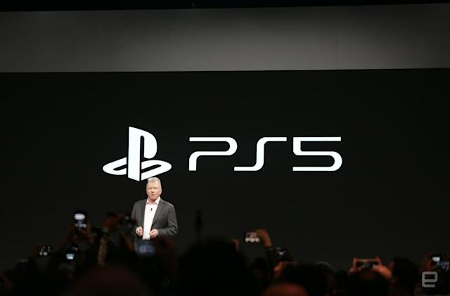 The PS5 logo looks exactly as you would expect it to