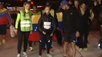 Runner With Muscular Dystrophy Finishes Chicago Marathon