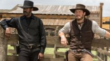 Chris Pratt And Denzel Washington Star In First Magnificent Seven Pics